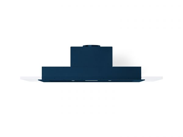 30 in. Cabinet Insert Mounted Vent Hood with Lights, in Blue