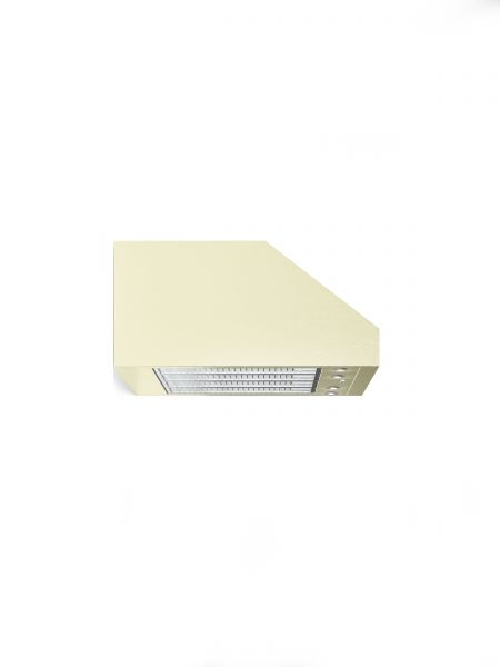 60 in. Under Cabinet Mounted Vent Hood with Lights, in Antique White