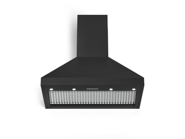 30 in. Wall Canopy Mounted Vent Hood with Lights