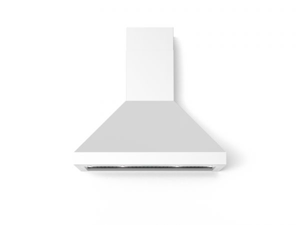 40 in. Wall Canopy Mounted Vent Hood with Lights