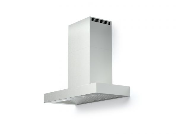 30 in. Wall T-Shape Mounted Vent Hood with Lights, in Stainless-steel
