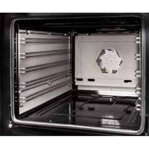 Hallman Self Clean Oven Panels for 24 in. Dual Fuel Ranges